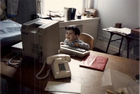 Ian - Mac, 1984